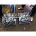 fabricación de 16-40mm vario adaptador de barras de refuerzo de rosca cónica para refuerzo Fabricación de 16-40mm vario acoplamiento de barras de refuerzo cónico para refuerzo