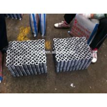 Fabrication de coupleurs de barres d'armature à filetage conique de 16 à 40 mm pour le renforcement Fabrication de coupleurs de barres d'armature à filetage conique de 16 à 40 mm pour le renforcement