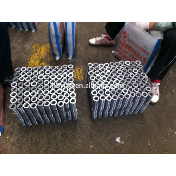 производство 16-40мм различной конусности резьбы муфты арматуры для армирования Производство 16-40мм различной конусности резьбы муфты арматуры для армирования