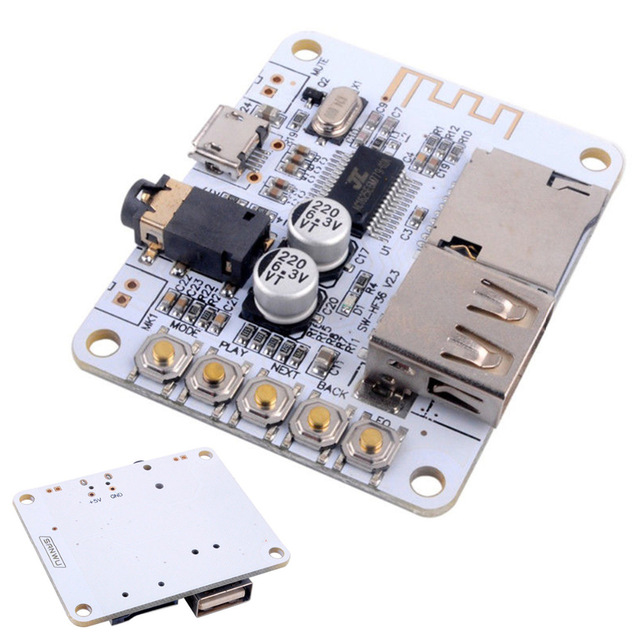 Bluetooth Audio Receiver Circuit Board