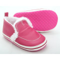 Lower price top service baby shoes in bulk skidder soft sole