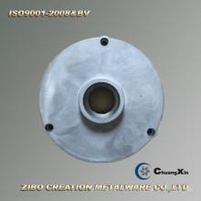 Las piezas de aluminio fundido a presión cubren la turbina de viento