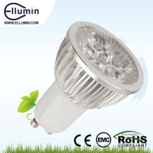 высокий люмен GU10 светодиодные пятно света 4W с CE и RoHS