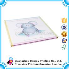 Специализируется на печати по индивидуальному эскизу книги в твердом переплете