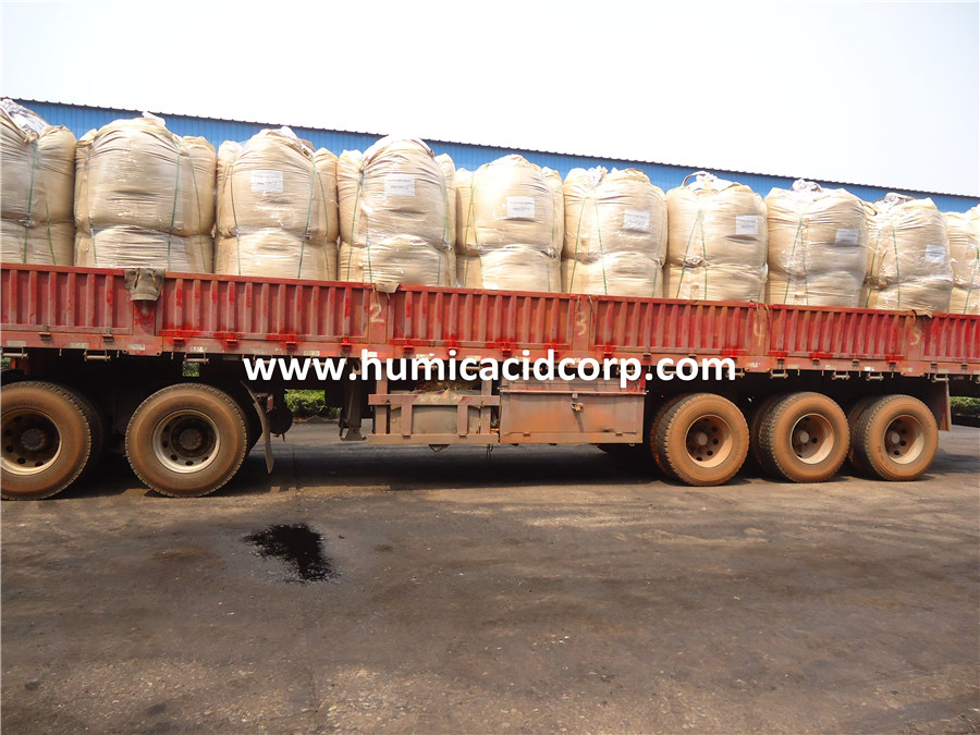 Nitro humic acid ton bag
