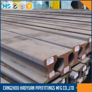 Top for Crane Steel Train Rails P24 light steel train rail export to Indonesia Suppliers