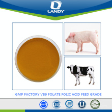 GMP FACTORY VB9 FOLATE FOLIC ACID FEED GRADE