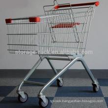 Grocery Push Cart