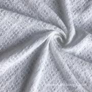 linen viscose fancy blended knitting fabric