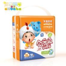 2015 Neue Soem-wegwerfbare weiche breathable große erwachsene Baby-Windel-Bestrafung