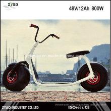 Günstigste Hersteller 9,5 Zoll Kinder Elektro Motorrad 800W E-Scooter Motor Scooter