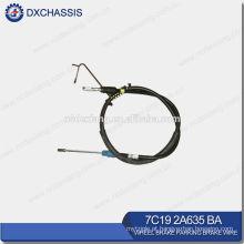 Fio de freio de estacionamento de alta qualidade genuíno para Ford Transit V348 7C19 2A635 BA