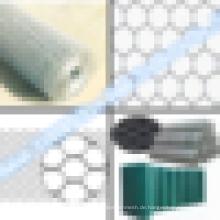 Anping gute Qualität schöner Preis verzinkt sechseckigen Gabion Mesh / Hühnchen Zaun 2016 neue Art