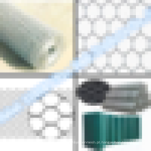 Anping boa qualidade bom preço galvanizado hexagonal gabion mesh / frango cerca de 2016 novo tipo