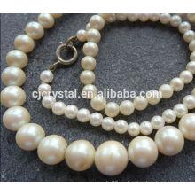 Perlas de cristal de 12mm