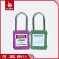 4 мм Диаметр тонкого замка безопасности Padlock (BD-G71) для блокировки промышленной безопасности с использованием