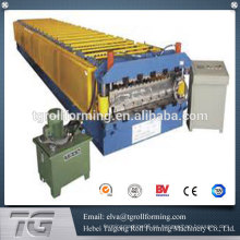 Proveedor de China de rollo caliente de la hoja de la ondulación de la venta que forma la máquina