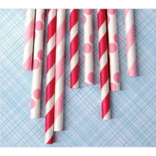 Palhas de papel Biodegradable Straws