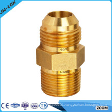 Brass fitting refrigeration and air conditioning