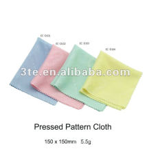 Microfiber Lens Cleaning Cloth, EyeglassCcleaning Cloth