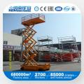 Plataforma de trabajo de alta elevación de Henan