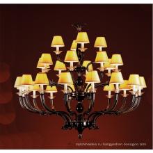 искусство подвесные светильники металлические потолочные светильники, классические подвесные люстры столовая