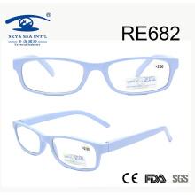 Vidrios de lectura coloridos del borde lleno del color ligero (RE682)