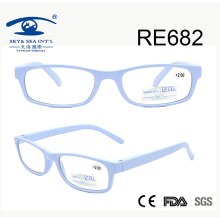 Цветные полноцветные очки для чтения (RE682)