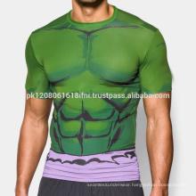 Thermal Men/Woman Shirt Rashgurd Top, Custom Short Compression Shirts Top Full Long Sleeve,Custom Rash Guard OEM