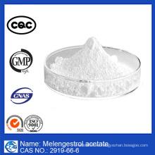 Hecho en China y 99% Pureza Melengestrol Acetato
