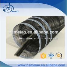 Buena ventilación PTFE Cinta transportadora de malla de fibra de vidrio de Teflon