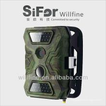5/8/12 MP 720p vidéo planifiée 3G et Wifi SMS / mms / gsm / GPRS / smtp gsm caméra de vision nocturne sentier pas de flash