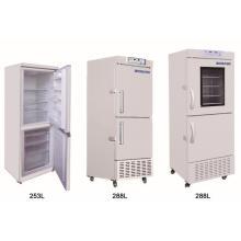 -40 ° C Congélateur basse température, deux pièces design (série BDF)