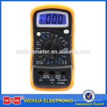 Popular Digital Multimeter DT858L CE with Temperature with GS
