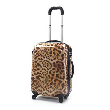 ПК камера красоты леопарда случай перемещения вагонетки чемодана (НХ-W3625)