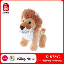 China Fabricação Leão Macio Brinquedo Animal Plush Brinquedos Leão