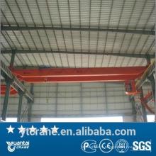 Double faisceau électrique hoist Overhead Crane 20 tonnes