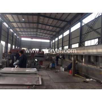 Coal Conveyor Belt Dryer