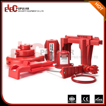 Elecpopular High Quality Adjustable gate valve Lockout With CE Certificate 254mm-330mm