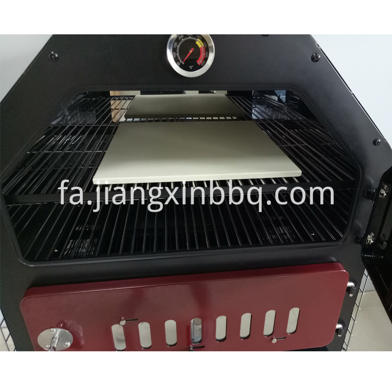 Deluxe Pizza Oven BBQ