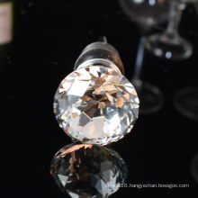 Wedding Decoration Diamond Wine Bottle Stopper