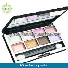 8 Farben Private Label Eyeshadow Make-up Kosmetik