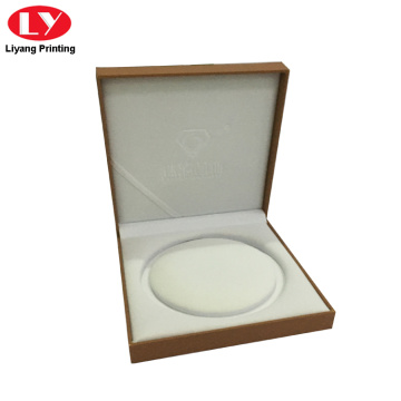 Gelang Packaging PU Leather Jewelry Gift Box