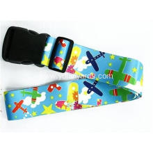 Colorful Luggage Straps With Release Buckle