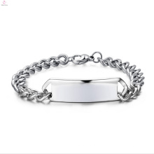 Venta al por mayor Mens Stainless Steel Bracelets Jewelry