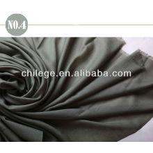 Wolle Kammgarn quadratischen Schal für Frauen