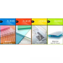 Polycarbonate Sheet for Swim Pool Cover Solid Flat Polycarbonate Sheet