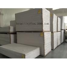 Baustoff von PVC-Schaumstoffbrett