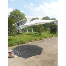 Piezas gran jardín paraguas de alta calidad al aire libre a prueba de viento sol