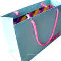 Printed Paper Gift Carrier Shopping Bag (SW388)